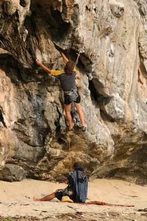 thailand climbs